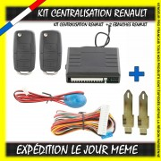 KIT CENTRALISATION RENAULT CLIO 1