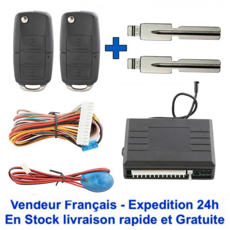 KIT CENTRALISATION RENAULT 21