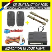 KIT CENTRALISATION FORD COURRIER