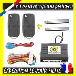 KIT CENTRALISATION Peugeot 208
