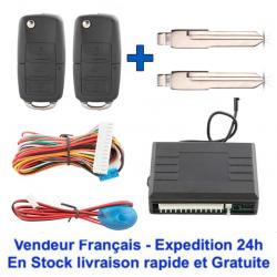 KIT CENTRALISATION Peugeot 206