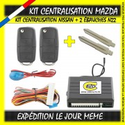 Kit Centralisation Mazda MX3
