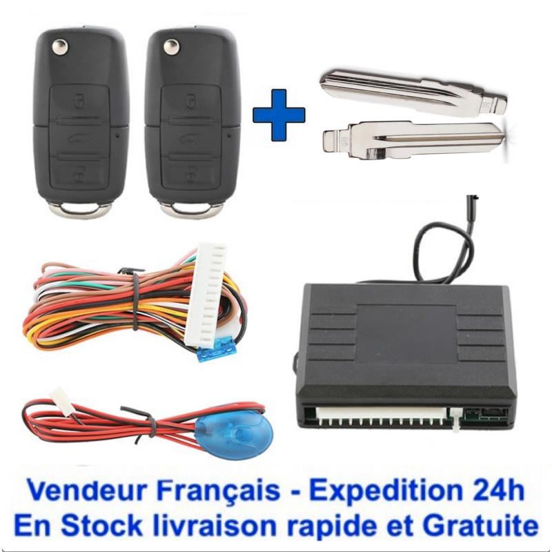 Kit Centralisation Skoda Roomster