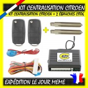 Kit Centralisation Citroen CIT06