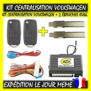 KIT CENTRALISATION VOLKSWAGEN FOX
