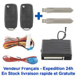 Kit Centralisation Honda CRX