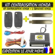 Kit Centralisation Honda STREAM