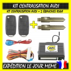 Kit Centralisation Audi Q5 RU49