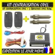 Kit Centralisation Opel Adam OP47
