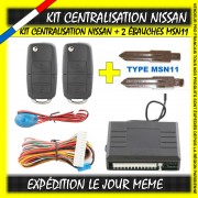 Kit Centralisation Nissan MSN11