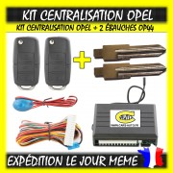 Kit Centralisation Opel Combo RU47