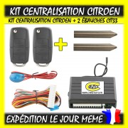 Kit Centralisation Citroen