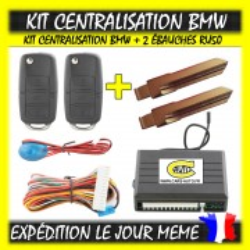 KIT CENTRALISATION BMW E30
