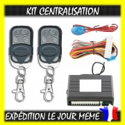 KIT CENTRALISATION UNIVERSEL FIAT UNO
