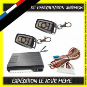 Kit Centralisation Subaru Forester