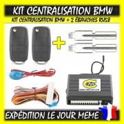 KIT CENTRALISATION BMW E36
