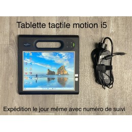 Tablette Tactile Motion I5 Pour Diagnostique Motion I5